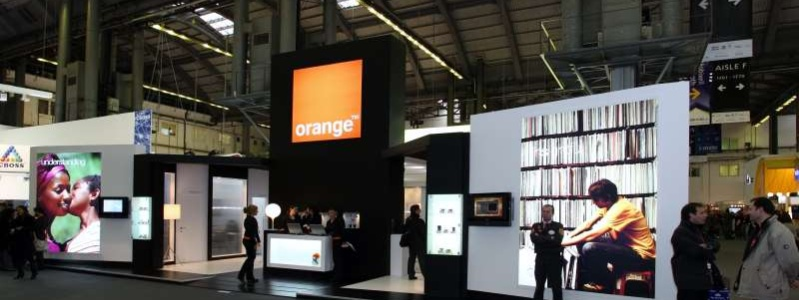 ORANGE MOBILE WORLD CONGRESS